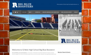 big-blue-boosters-website